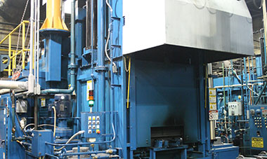 Case hardening steel in Michigan