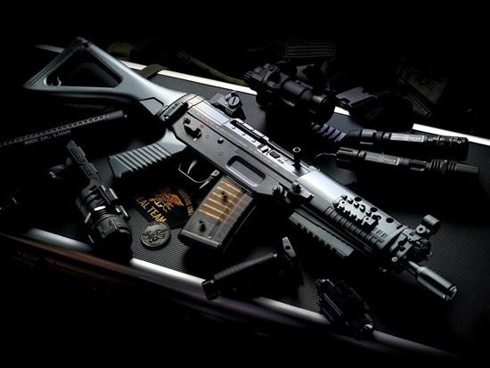 case hardening guns